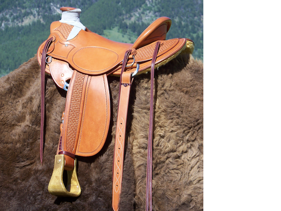 Hensely Saddle